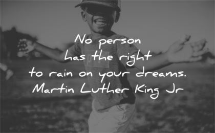 martin luther king jr person right rain your dreams wisdom black kid smiling fun