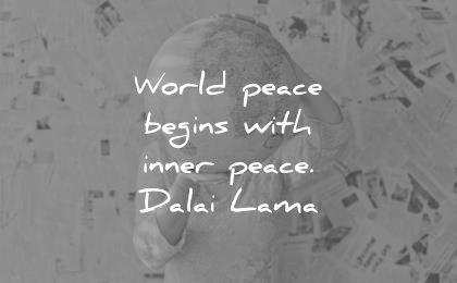 peace quotes that will inspire unity in the world